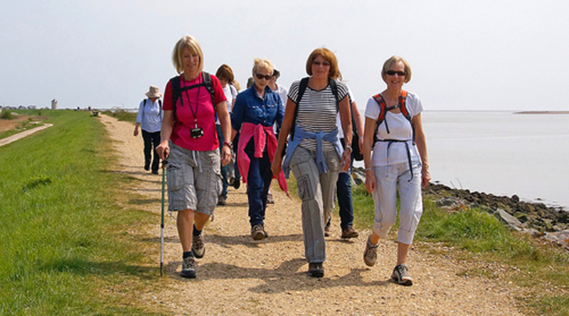 Walking Group: Saturday, 6th July 11.00am