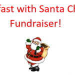 Breakfast with Santa Charity Fundraiser!