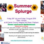 Summer Splurge 2019