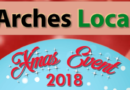 Arches Local Xmas Event 2018