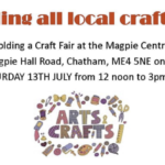 Craft Fair at the Magpie