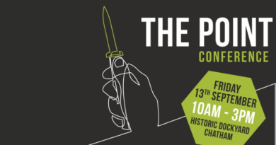 The Point Conference – Friday, 13th September