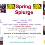 Spring Splurge 2020