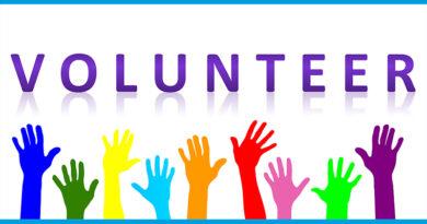 New Volunteer Recruitment Event